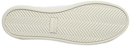 Pantofola d'Oro Gianna - Zapatillas Mujer Blanco - Weiß (Bright White)