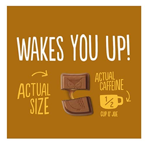 Awake Chocolate Caramel Chocolate Bites, 145 count by AWAKE Caffeinated Chocolate (Image #4)