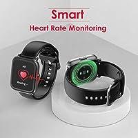 HolyHigh Smartwatch Reloj Inteligente Mujer Hombre Niño 18 Modos ...
