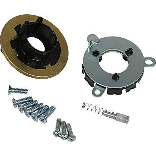 Eckler's Premier Quality Products 55192669 El Camino Horn Cap Mounting Kit Steering Wheel Wood