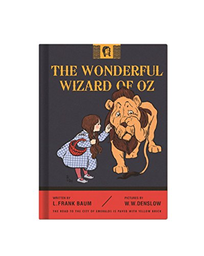 Vintage Galore Collection Hard Cover Journals (Wizard of OZ, Blank Notebook)