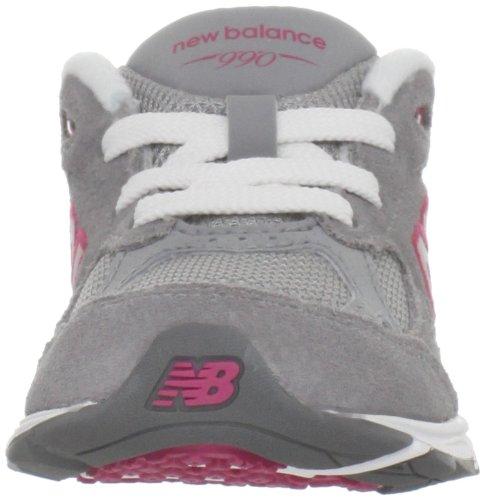 New Balance KJ990 Lace-Up Running Shoe (Infant/Toddler)