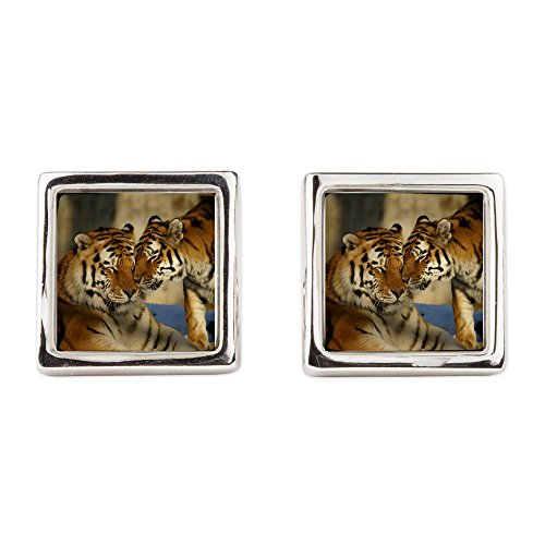 cufflinks-square-nuzzling-tiger-love