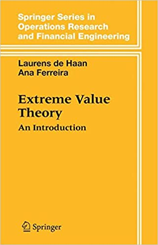 Book Extreme Value Theory: An Introduction (Springer Series in Operations Research)