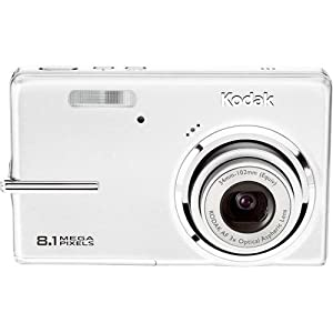 Kodak EasyShare M893IS 8.1MP Digital Camera with 3x Optical Image Stabilized Zoom