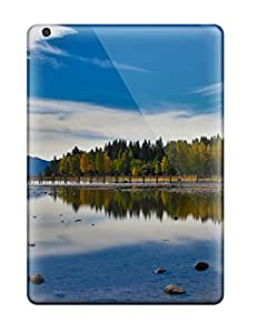 BgNmCuU2163LrQcM JoelNR Awesome Case Cover Compatible With Ipad Air - Lake