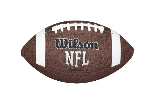 Wilson Nfl Air Attack Football For Ages 9 12