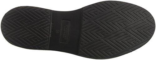 TWIN-SET Cs7pfe, Zapatos de Cordones Derby para Mujer negro