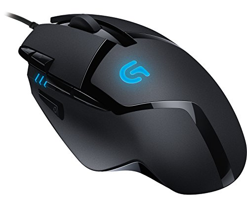 Logitech G402 Wired Optical Mouse