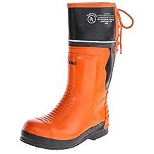 Viking Footwear Men's Class 2 Chainsaw Caulked Boot
