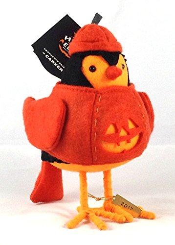 Featherly Friends - Hyde and Eek - Halloween Bird: Carver]()