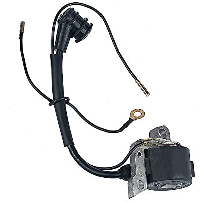 Savior Ignition Coil Module for Stihl 024 026 028 029 038 MS240 MS260 MS290 MS360 MS380 MS381 MS390 MS640 Chainsaw 0000 400 1300 by Savior