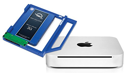 OWC SSD Data Doubler Kit For 2010 Mac mini, 60GB 2.5'' OWC Mercury Electra 3G Solid State Drive and OWC 5 Piece Toolkit by OWC