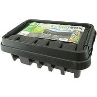 SOCKiTBOX Model 330 BK Weatherproof Electrical Box, Large - Black