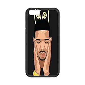 iPhone6s Plus 5.5 inch Phone Case Black Drake WQ5RT7529408