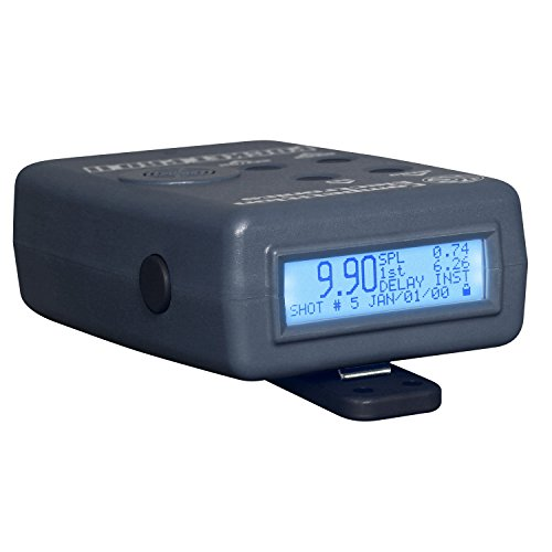 Competition Electronics Pocket Pro II Timer, Grey