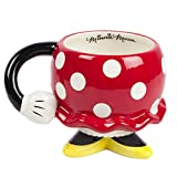 Disney Minnie Mouse Red Rock the Dots Drinking Mug with Arm
