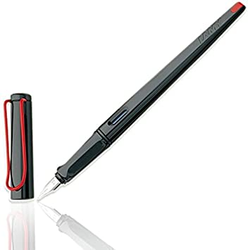 Special Edition 2019 White and Red Lamy Joy Calligraphy Fountain Pen 015-1.5 mm Nib