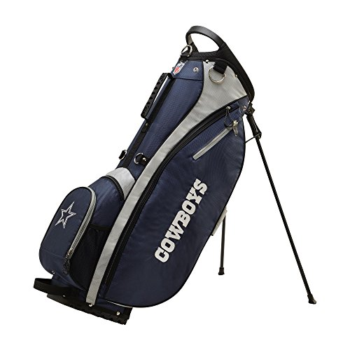 Cowboys Golf - Wilson 2018 NFL Carry Golf Bag, Dallas Cowboys
