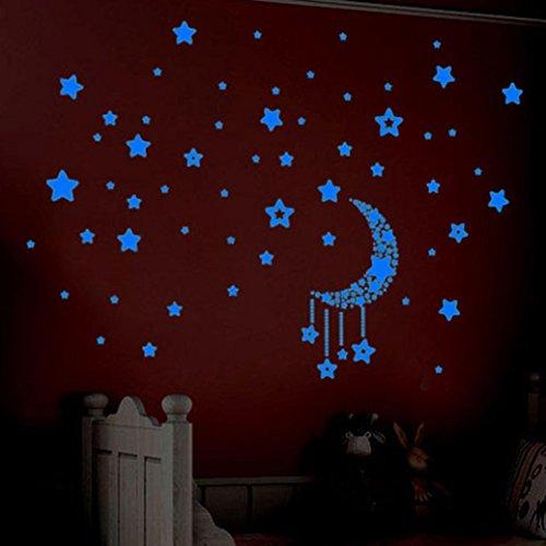kwok-a-set-kids-bedroom-fluorescent-glow-in-the-dark-stars-wall-stickers-blue
