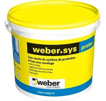 Weber Systeme De Protection A L Eau Sous Carrelage Weber Sys Protec