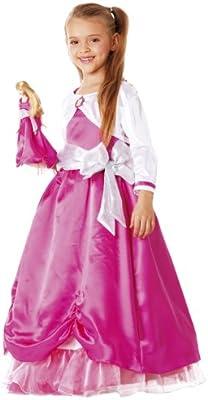 César B235-003 - Disfraz infantil de princesa con ropa para Barbie ...