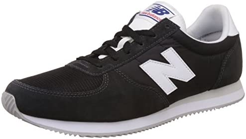 f99c01033b4 New Balance Men's 220 Trainers, (Black/White Bk), 9.5 (44 EU),U220Bk ...