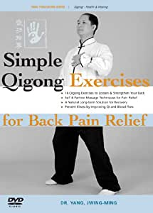 Simple Qigong: Exercises for Back Pain Relief