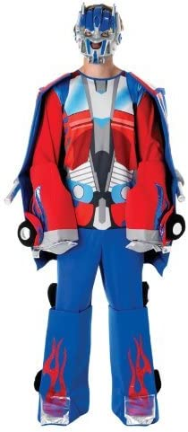 Rubies Transformers Optimus Prime - Disfraz para adultos ...