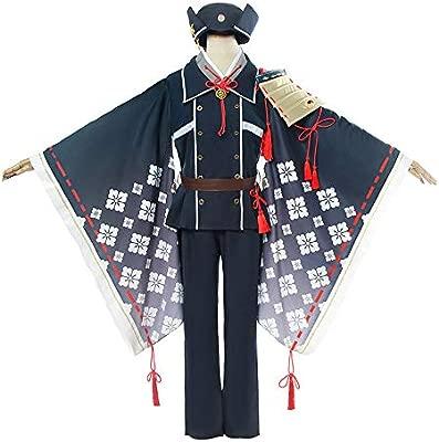 QZ Hotarumaru Cosplay Costume Anime Set Ropa Navidad ...