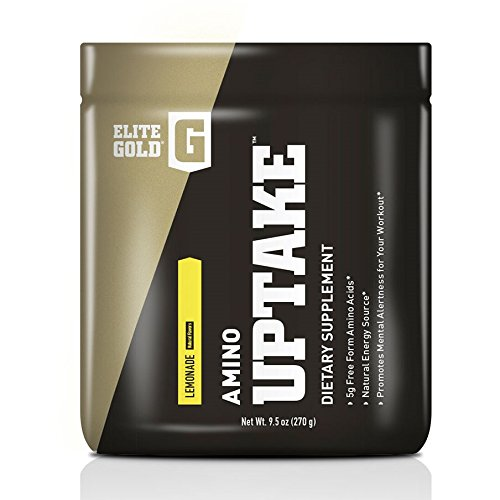 Complete Nutrition Elite Gold® Amino Uptake™ Dietary Supplement (Lemonade)