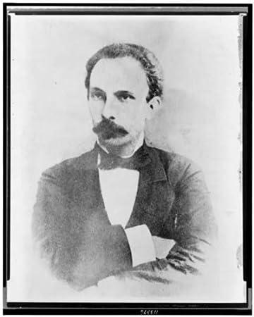1890/'s,Marti national hero of Cuba Jose Photo: Jose Marti