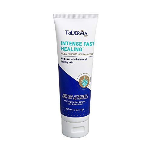 TriDerma Intense Fast Healing Multi-Purpose Cream (4 oz tube) ()