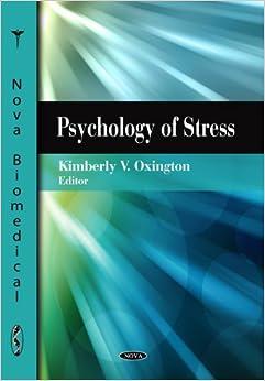 Psychology of Stress (Nova Biomedical)