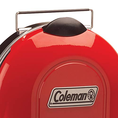 Coleman Fold N Go + Propane Grill