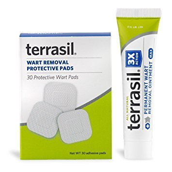 Permanent Wart Remover- for Genital & Facial Warts Maximum Strength Slow Safe Gentle Alternative for Sensitive Skin Dr Recommended Guaranteed All Natural Pain Free Salicylic Acid Free by Terrasil by Aidance Skincare & Topical Solutions (Image #9)