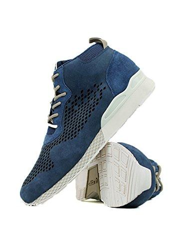 Adidas Mens Zxz930 Cka Blu / Bianco M25149