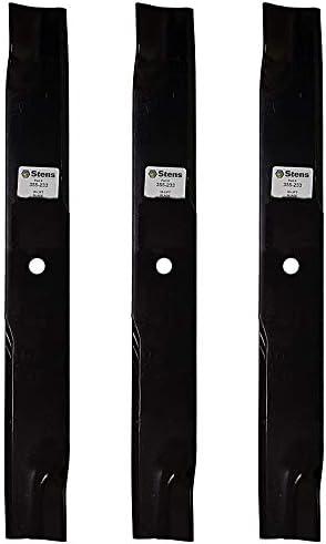 Stens 355-233 Hi-Lift Blade Fits Exmark 103-3233 103-3233-S 1-603283 603283