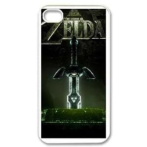 iPhone 4,4S Phone Case Legend of Zelda A5T91934