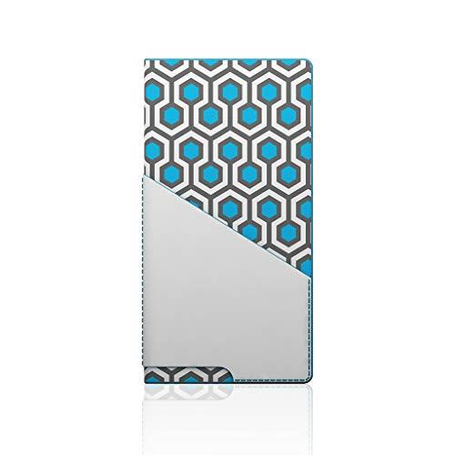 (【日本正規代理店品】SLG Design iPhone6 ケース D0 Combi Calf Skin Artificial Leather Diary ブルー ダイアリータイプ SD4253i6 )