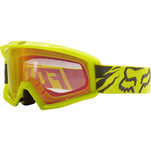 Youth Moto Motorcycle Goggles Eyewear - Yellow / No Size (Main Off Road Goggle)