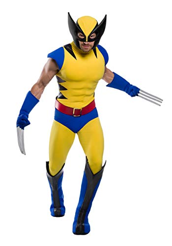 (Premium Marvel Wolverine Plus Size Men's Costume)