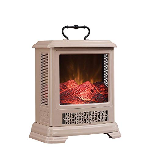 Duraflame Electric Portable Electric Fireplace One Size Khaki ()