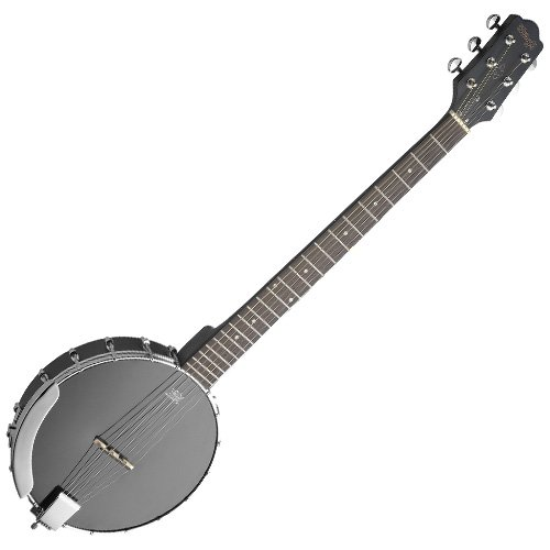 Stagg 25021255 BJW Open Back Banjo (6 Strings) BJW-OPEN 6
