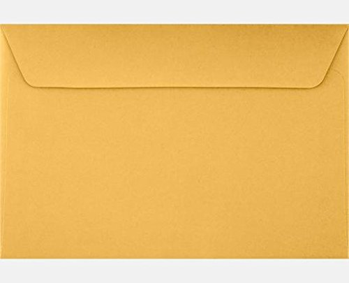 28lb. Brown Kraft 6 x 9 Booklet Envelopes (Pack of 1000) Better Crafts