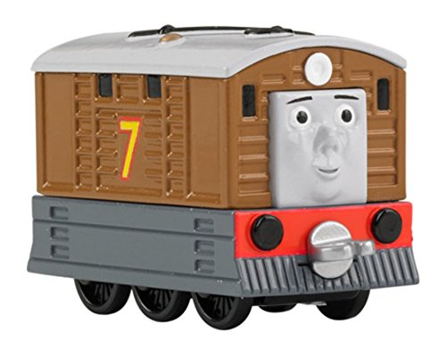 Amazon.com: Fisher-Price Thomas the Train Adventures Vehicle, Edward ...