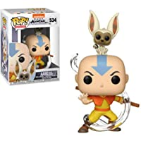 Funko Pop! & Buddy: Avatar - Aang w/ Momo