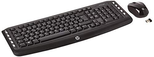 Hp Wireless Multimedia Keyboard & Mouse (Wireless Combo)