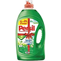 Persil White Flower Detergent Gel, 5 Liter, Pack of 1