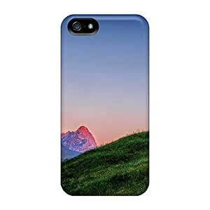 Fashionable Style Case Cover Skin For Iphone 5/5s- House On The Hill